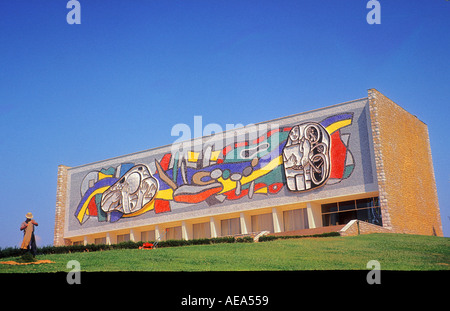 Mural 1924 Fernand Léger French Painter France Stock Photo ...