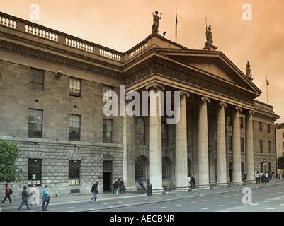 Dublin General Post Office - Stock Photo