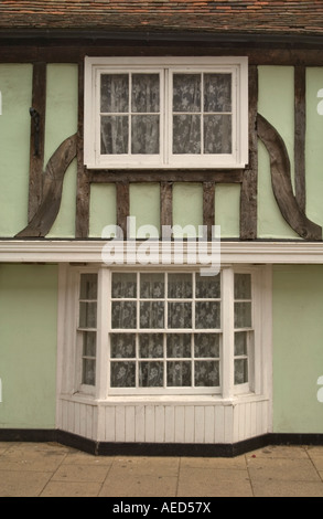 Period Property Faversham Kent England - Stock Photo