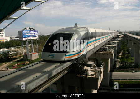 the rise of the maglev train Japan bites bullet with maglev trains  in china, the shanghai maglev train, or shanghai transrapid, was the third commercially operated high-speed magnetic levitation line in the world and is .