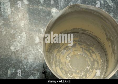 chalky deposit in a water-boiler. (c) by uli nusko, ch-3012 bern - Stock Photo