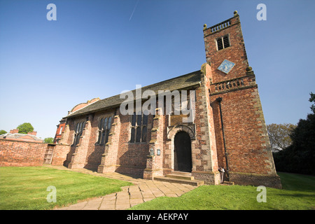 St Peter's Chapel, Tabley House, Cheshire, UK - Stock Photo
