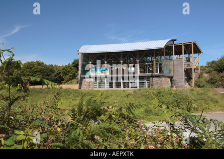 Visitor Centre Teifi Marshes Cilgerran Pembrokeshire West Wales  UK - Stock Photo