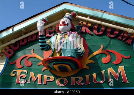 Captiva Island Pine Island Sound Florida fl USA Emporium - Stock Photo
