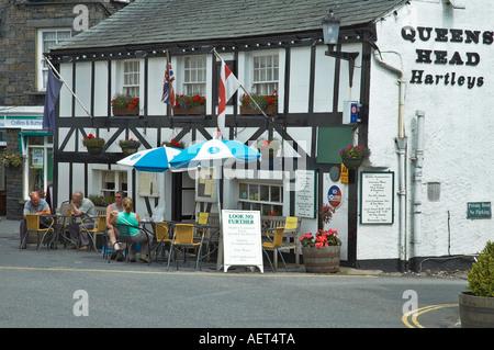 British Pub - Stock Photo