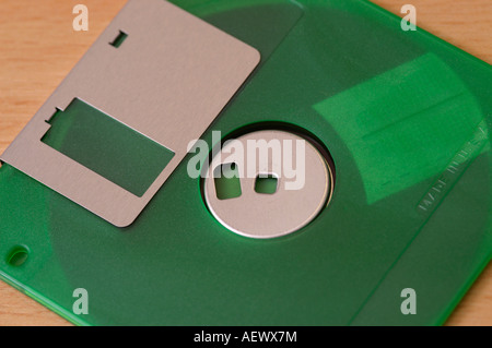 Computer Floppy Disk - Stock Photo