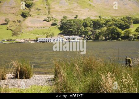 TAL-Y-LLYN GWYNEDD NORTH WALES UK June Looking across Tal y Llyn Lake