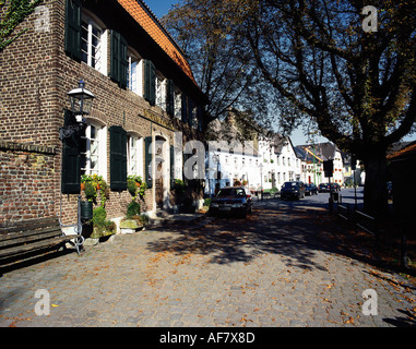 geography / travel, Germany, North Rhine-Westphalia, Krefeld, city views / cityscapes, district of Linn, historical - Stock Photo