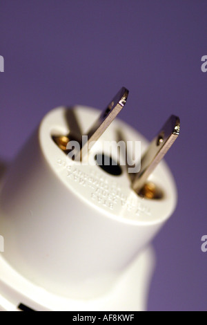 A Stock Photograph of a Adaptor Plug - Stock Photo