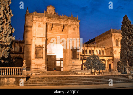 Museum of Archeology in Seville Andalusia Spain - Stock Photo