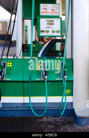 Bushwick Car Service >> BP - British Petroleum Petrol Pumps at petrol station in ...