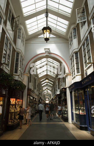 Burlington Arcade Picadilly central London W1 England 2006 - Stock Photo