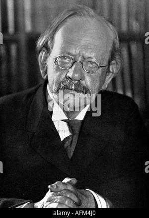 Thomson, Joseph John, 16.12.1856 - 3.8.1940, british physicist, scientist, discocery of Electron, Nobel prize 1906, - Stock Photo