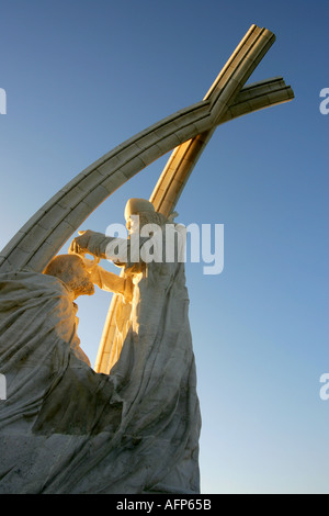 St King Stephen crowning - Stock Photo