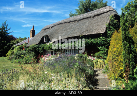 SLINDON WEST SUSSEX UK July The Old Post Office a listed building - Stock Photo
