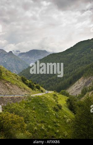 Mercantour National Park Alpes Maritimes Provence Cote D Azur France Europe - Stock Photo