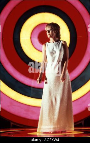 PETULA CLARK UK singer/actress about 1975 - Stock Photo