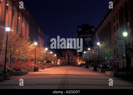 AJ15116, Raleigh, NC, North Carolina - Stock Photo