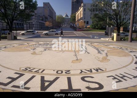 AJ15118, NC, Raleigh, North Carolina - Stock Photo
