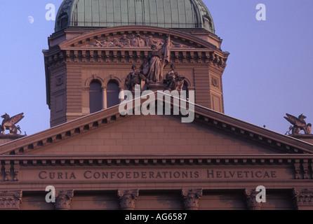 AJ16440, Bern, Switzerland, Berne - Stock Photo