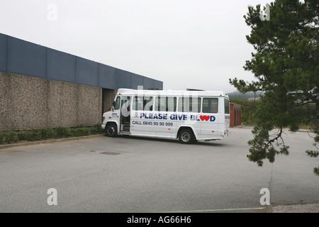 Blood Transfusion Service - Stock Photo