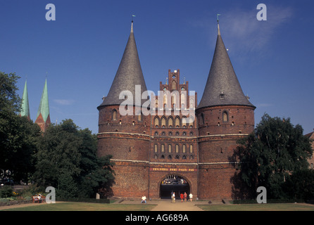 AJ17187, Germany, Lubeck, Schleswig-Holstein, Europe - Stock Photo