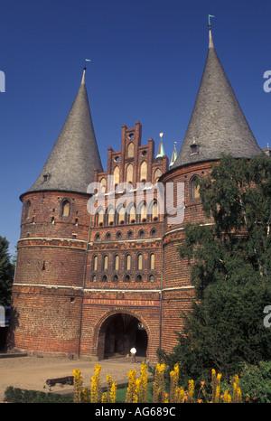 AJ17189, Lubeck, Germany, Schleswig-Holstein, Europe - Stock Photo