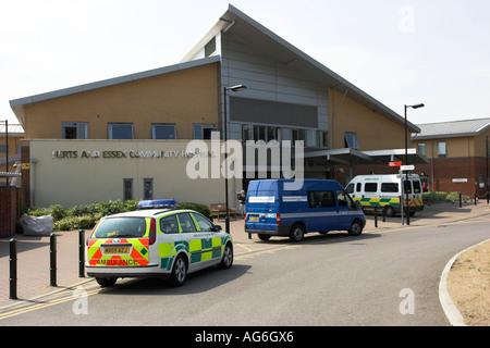 Herts  & Essex Community Hospital in Bishop's Stortford, Hertfordshire, England - Stock Photo