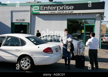 Enterprise Car Rental O Hare