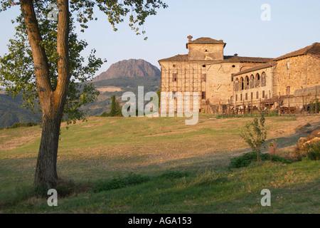 Chiosi di Bobbiano Val Trebbia Piacenza Italy - Stock Photo