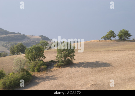 Val Trebbia Piacenza Italy - Stock Photo