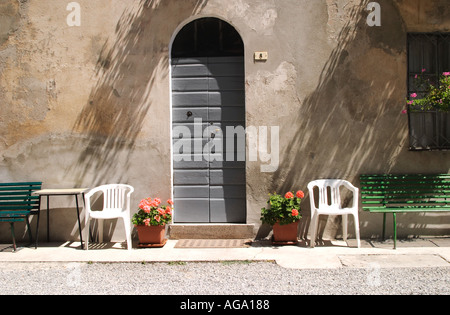 Travo Val Trebbia Piacenza Italy - Stock Photo