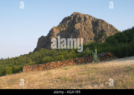 Pietra Parcellara Val Trebbia Italy - Stock Photo