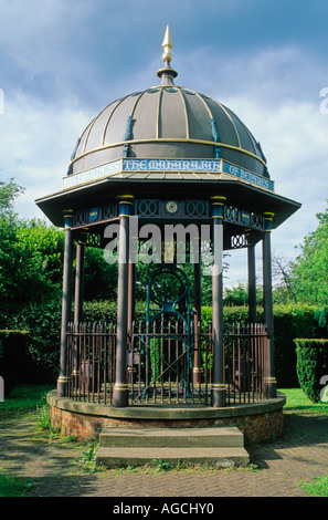 The Maharajah's Well, Stoke Row, Oxfordshire - Stock Photo