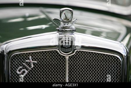 Vintage Oldsmobile Tail Light And Logo Stock Photo 176281044 Alamy