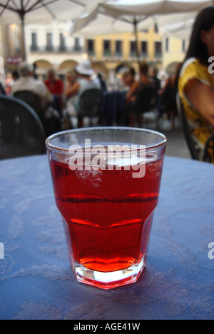 Beverage drink campari drink stock photo royalty free for Classic aperitif