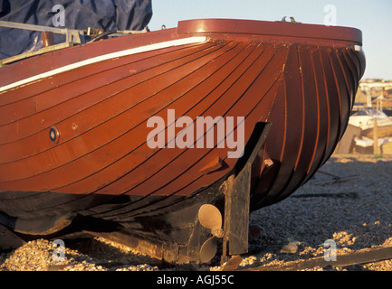 how to build a clinker boat