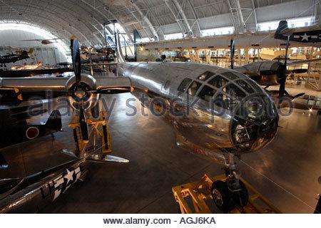 bradley ct flying museum enola gay