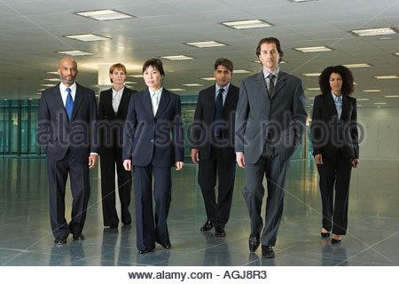 Executives - Stock Photo