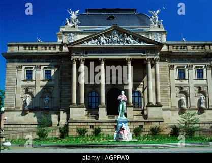 Theatre / Wiesbaden / Hessisches Staatstheater - Stock Photo