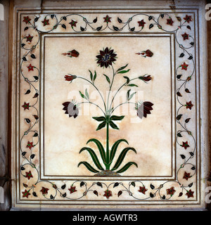 New Dehli / Shah Jahan Fort / Neu-Dehli - Stock Photo