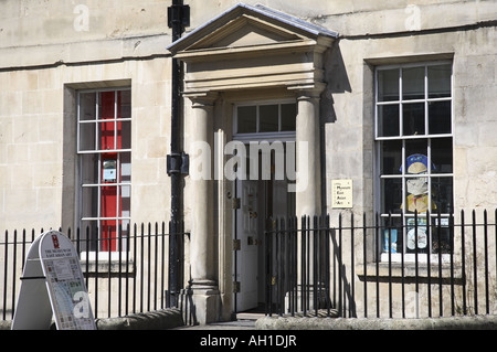 Museum of East Asian Art, Bath, Engalnd, UK - Stock Photo