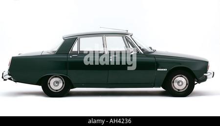 1970 Rover P6 3500 V8 - Stock Photo