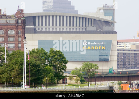 ... TD Banknorth Garden   Bostonu0027s Premier Sports And Entertainment Arena,  Home Of The Boston Bruins