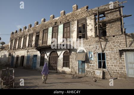 Massawa, Eritrea - Stock Photo