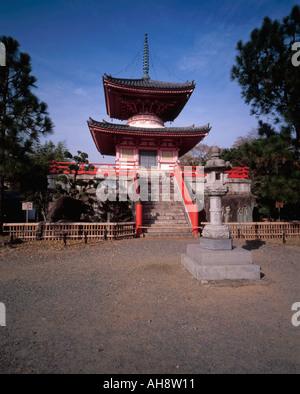 Koto in Temple Kyoto Japan - Stock Photo