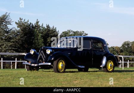 Citroen Traction Avant - Stock Photo