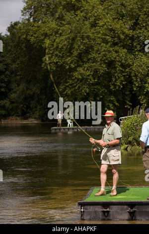 England hampshire romsey broadlands home of mountbatten for Fly fishing games
