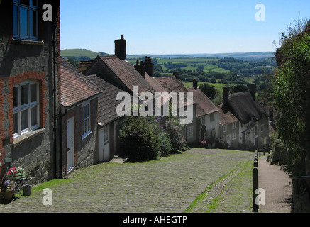 Picturesque Cottages With Red Tiled Roofs Built On
