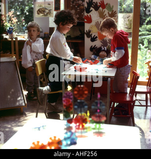 Children playing under table stock photo royalty free for Kids craft table canada